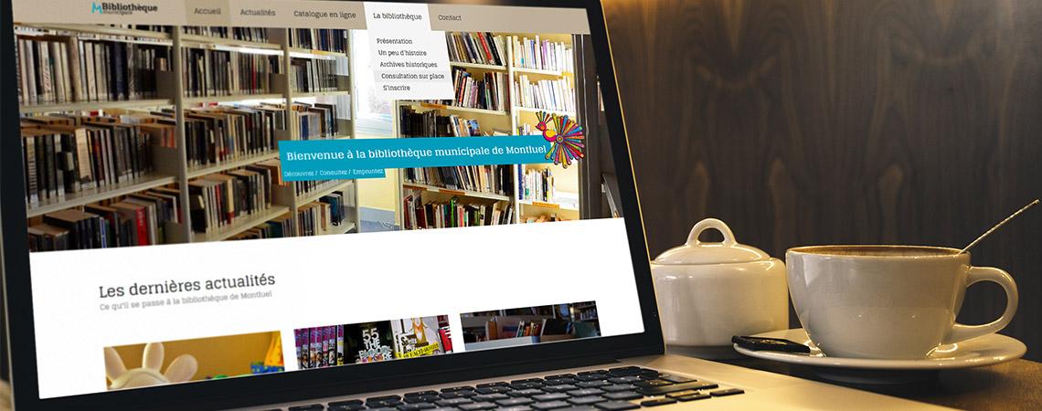 Réserver en ligne bibliothèque de Montluel