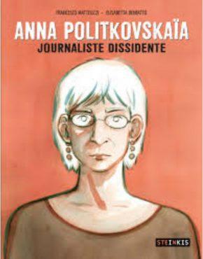 coupdecoeur_BD Anna Politkovskaia