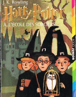 Harry Potter à l'école des soricers